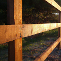M. L. POST & RAIL FENCE 3 HEIGHTS