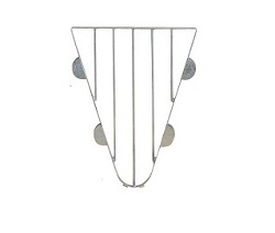 GALVANISED LOCK GRILLE S39