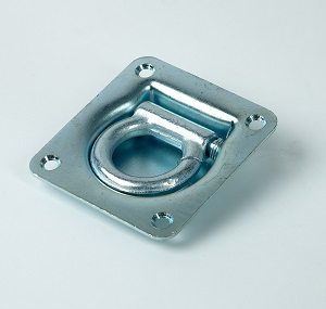 GALVANISED DOCK RING FOR TRUCK