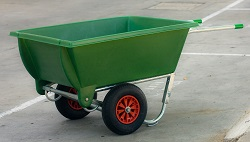 POLYTHENE TIPPER BARROW