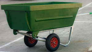 POLYTHENE TIPPER BARROW GIANT