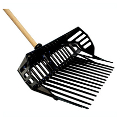 CHIP FORK BASKET