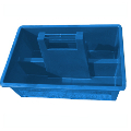 GROOMING PLASTIC TRAY WITH HANDLE
