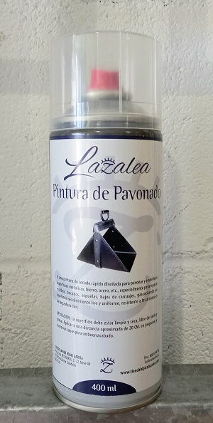 SPRAY PAVONADOR 400 ML.