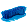 SOFT BRISTLE BRUSH BLUE