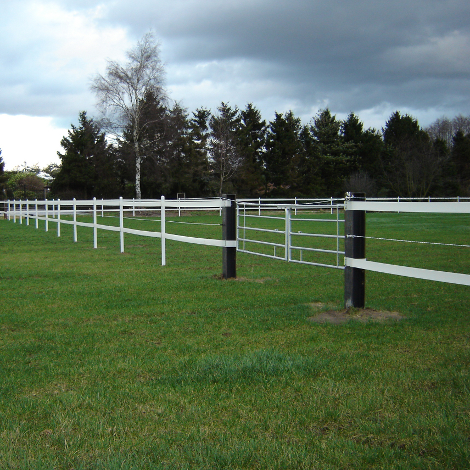 M.L. BEO-BAND FENCE 2 HEIGHTS
