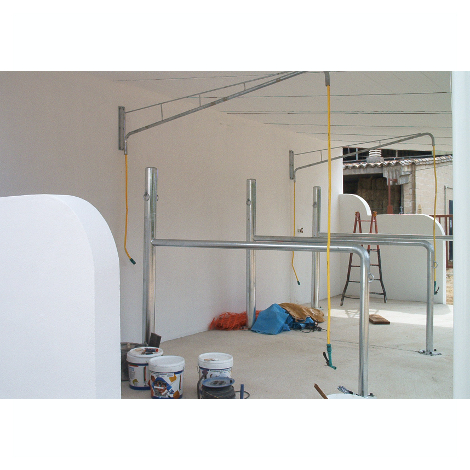 SHOWER TUBE PARTITION