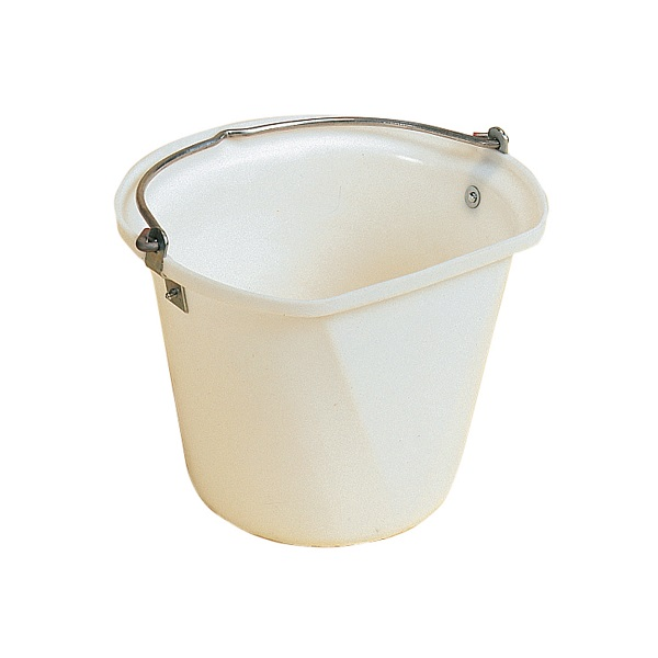 FLAT SIDED HANGING BUCKET