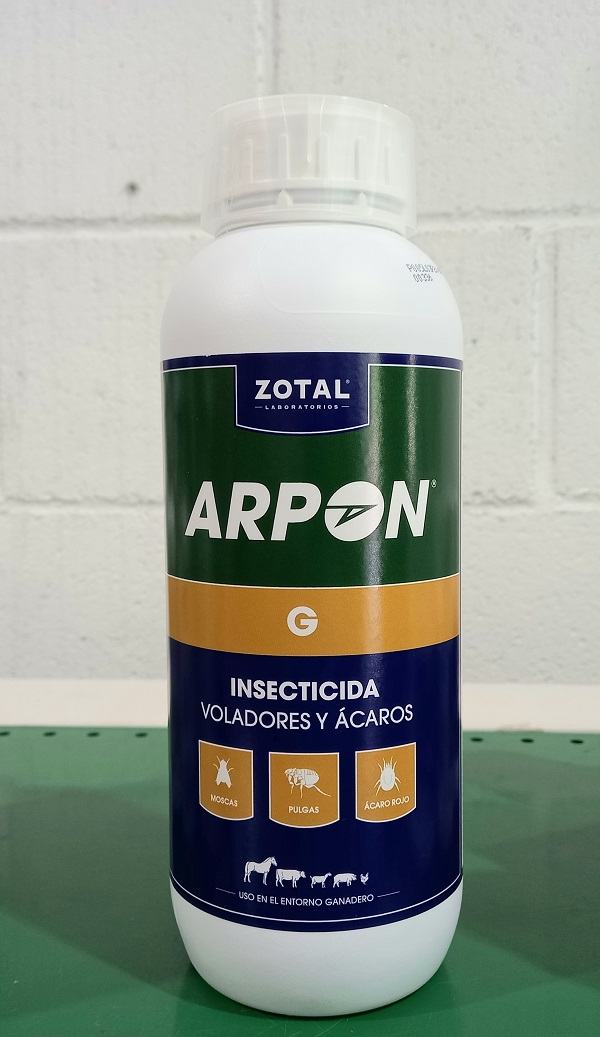 INSECTICIDE ARPON 1L.